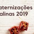Agenda: Confraternizações Natalinas 2019