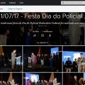 Confira as fotos da festa do Dia do Policial Rodoviário Federal e 89 anos da PRF