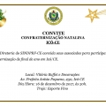 SINDPRF-CE realiza confraternização natalina em Icó/CE