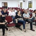 Sindicato sedia 3ª Reunião Administrativa de Padronização na Área de Gestão e Fiscalização de Contratos da SRPRF-CE