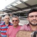 Comissão dos Aposentados realiza visitas à PRF's em tratamento