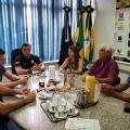 Sindicato se reúne com novo Superintendente da PRF-CE
