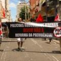 SINDPRF-CE participa de ato contra pacote de medidas do Governo Temer