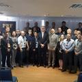 Conselho de representantes recebe parlamentares apoiadores da segurança pública brasileira