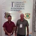 Diretores do SINDPRF-CE participam do 1º Congresso Estadual dos PRF's