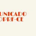 Comunicado SINDPRF-CE