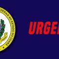 Urgente: Orientações Importantes sobre a Festa do SINDPRF/CE - DIA DO PRF