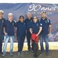 Comitiva do SINDPRF-CE participa do evento comemorativo dos 90 anos da PRF em Brasília