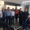 Diretoria Jurídica do SINDPRF-CE se reúne com advogados da ação dos 3,17%