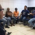 Sindicato viaja a Icó para verificar fase de testes do IEP e realizar atendimento aos PRF's