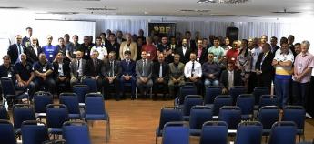 Ronaldo Vieira participa da primeira AGE de 2019 da FenaPRF