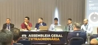 SINDPRF-CE participa de Assembleia Geral Extraordinária promovida pela FenaPRF