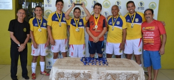 PRF's participam de Torneio Interno de Futsal do SINDPRF-CE