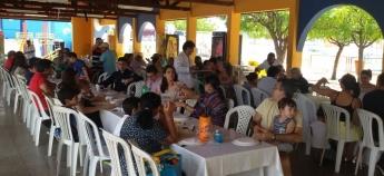 Almoço de confraternização é realizado em Sobral