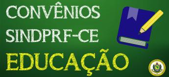 Convênios do SINDPRF-CE relacionados à educação