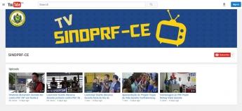 SINDPRF-CE lança canal no Youtube