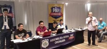 Delegação do SINDPRF-CE cumpre agenda em Brasília