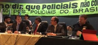 União dos Policiais Brasileiros define dia nacional de luta