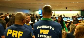 Senado coloca Projeto de recomposição salarial dos PRF's em pauta