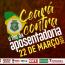 Dia de luta contra a Reforma da Previdência contará com protesto e seminário