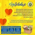 Campanha realizada pelos PRFs para arrecadação de cestas básicas
