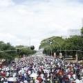 POLICIAIS MARCHAM POR MELHORIAS NA SEGURANÇA PÚBLICA BRASILEIRA