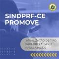 SINDPRF-CE promove atualização de tiro para PRFs ativos e aposentados