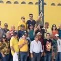 Dia do Aposentado: SINDPRF-CE realiza almoço em comemoração